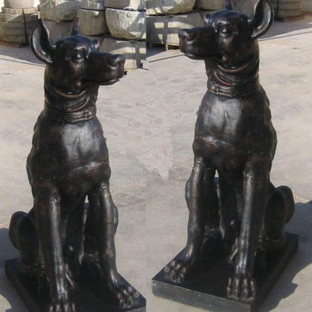 Perros romanos