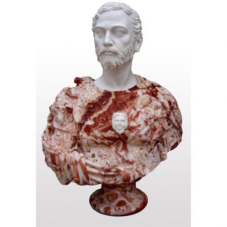 Estatua de jardín Busto clásico