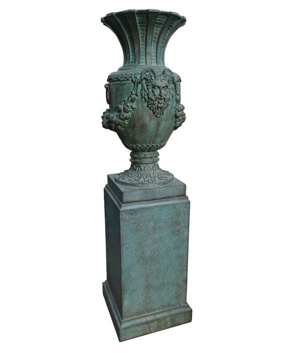 Urna con Pedestal