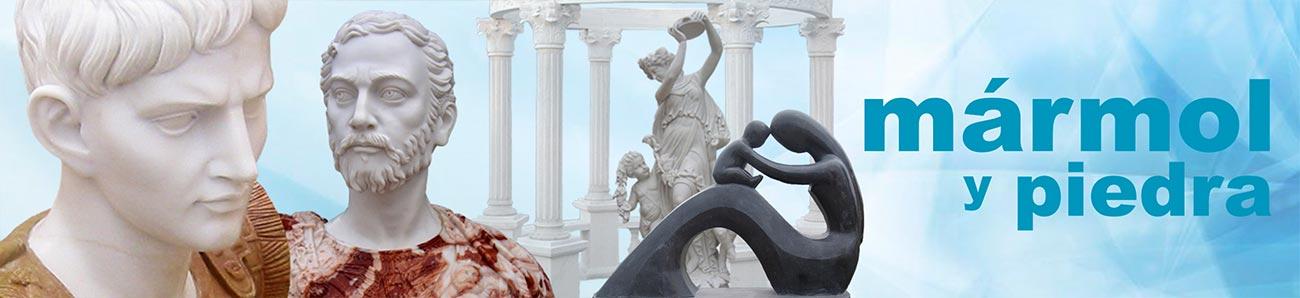 Decoración en mármol y piedra