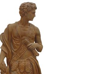 Estatuas, bustos y esculturas de Hierro