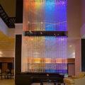 panel decoración sala burbujas