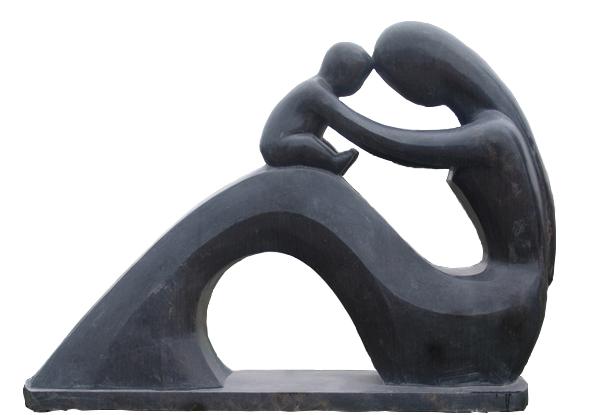 Escultura Maternidad